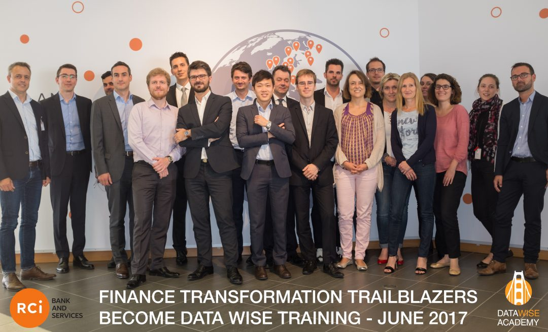 Finance Transformation – Become Data Wise Training