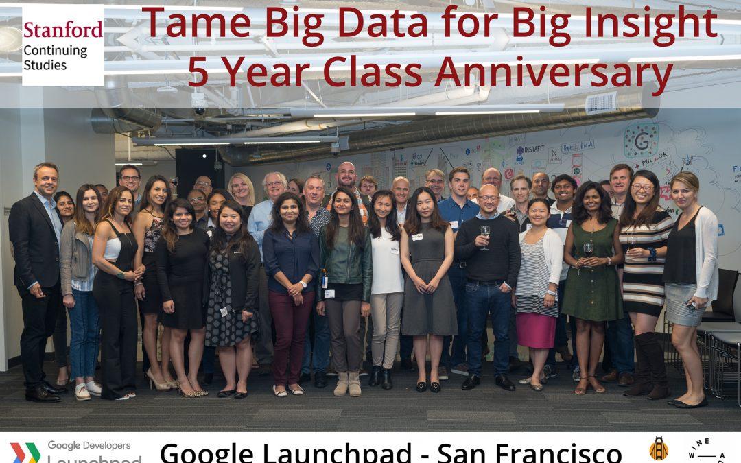 A Data Celebration