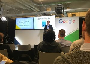 Keynote – Data and Digital Marketing – Google Launchpad