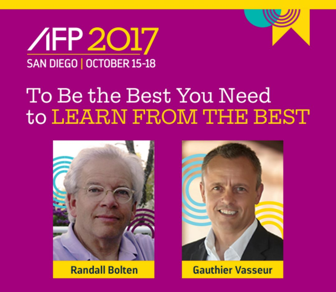 AFP 2017 Treasury & Finance Conference