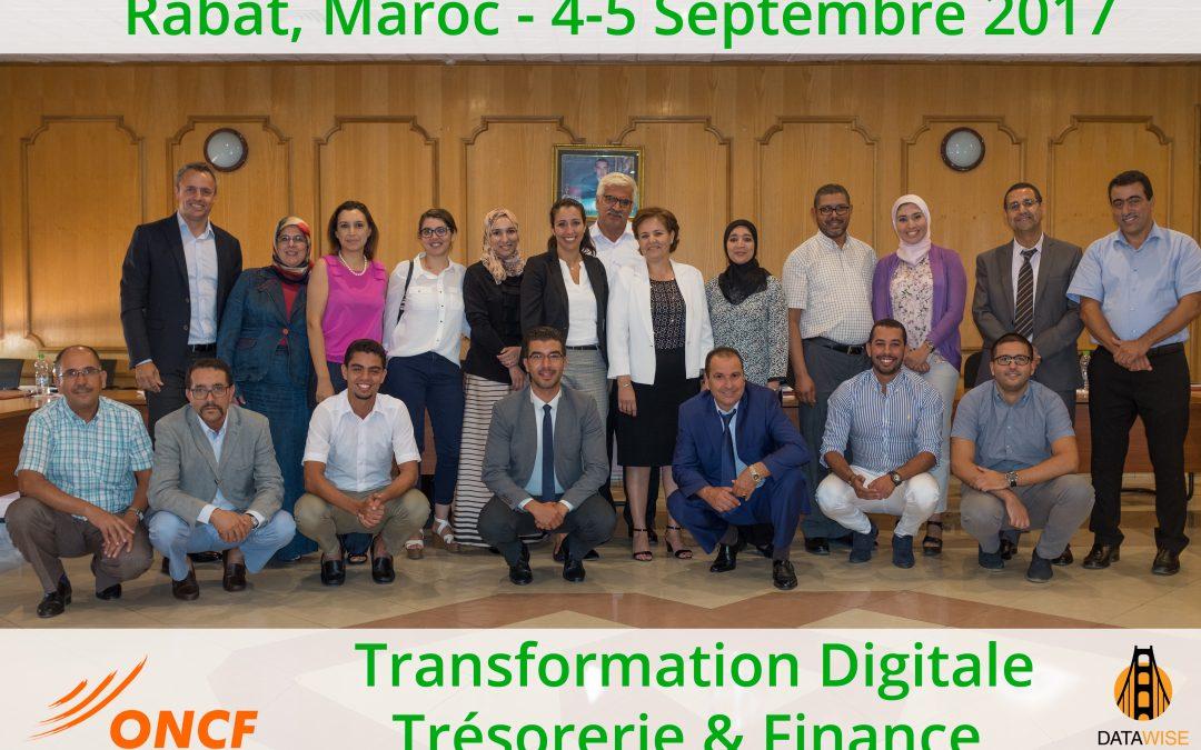 Bringing Digital Transformation to Rabat, Morocco
