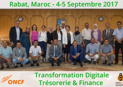 Bringing Digital Transformation to Rabat, Morocco