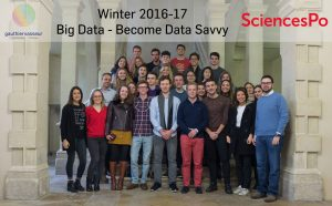 Data Week at SciencesPo
