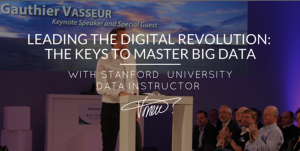 Leading the Digital Revolution: The Keys to Master Big Data
